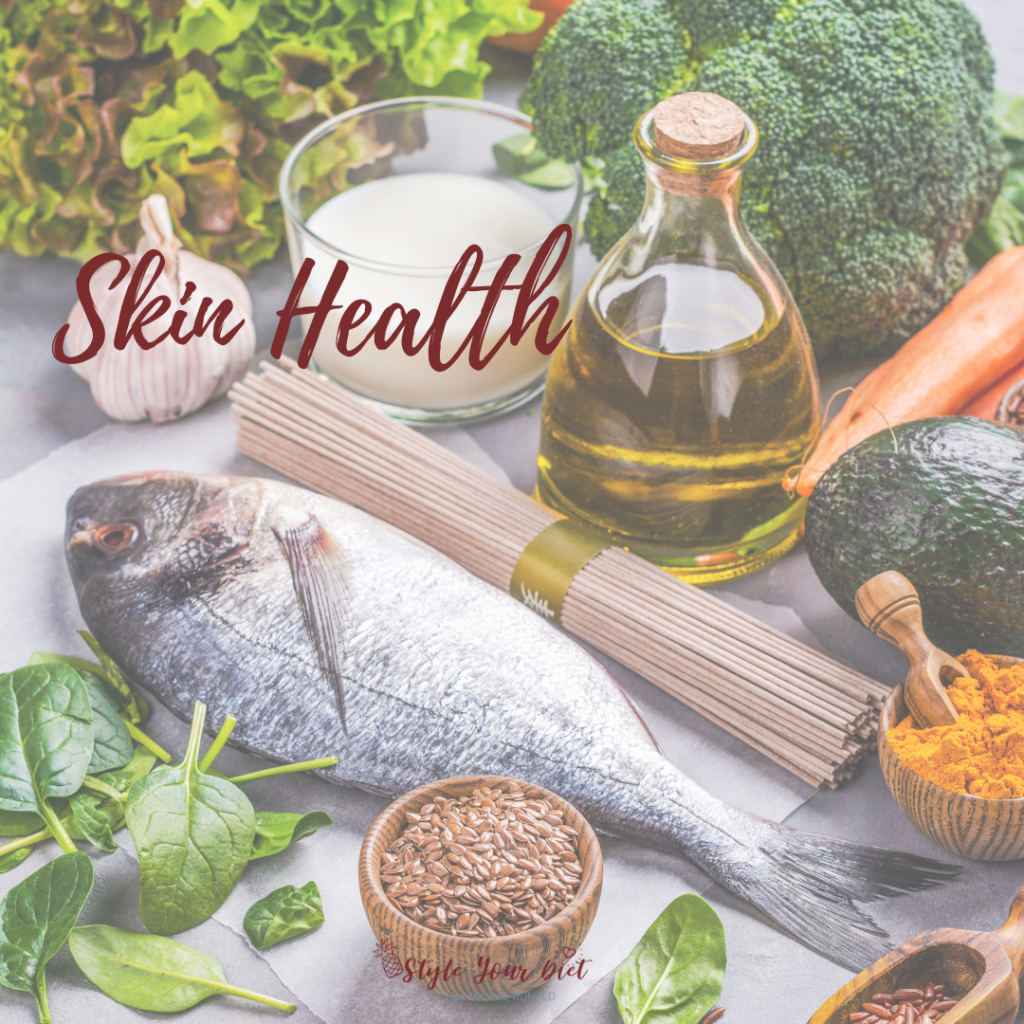 food for skin health food that is good for your skin